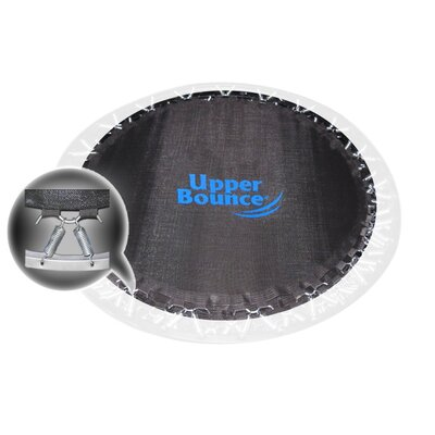 "Upper Bounce Mini Trampoline Replacement Jumping Mat fits Round Mini Trampoline Frames - Size: 38"" at Sears.com"