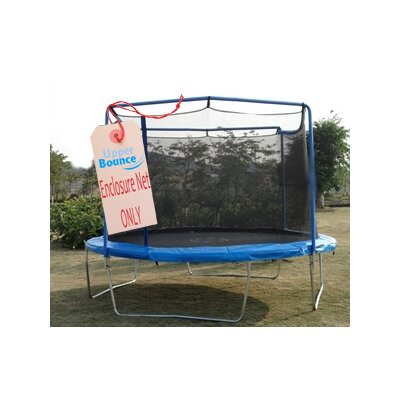 Upper Bounce Trampoline Enclosure Safety Net at Sears.com