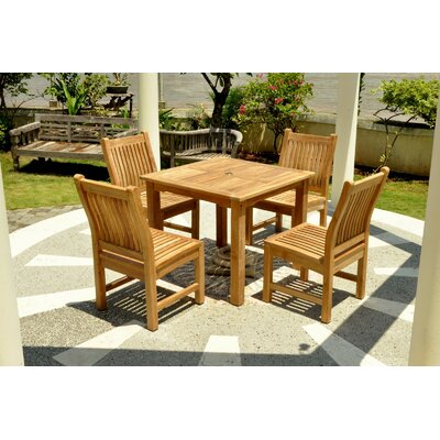 Bahama Teak Dining Set - Product photo