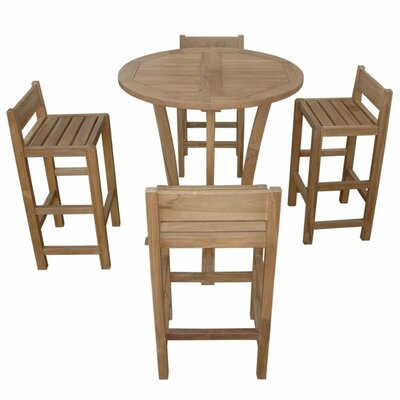 Descanso Sedona 5 Piece Dining Set