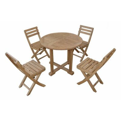 Montage Alabama 5 Piece Dining Set