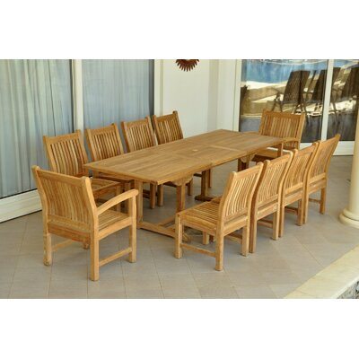 Bahama 7 Piece Dining Set