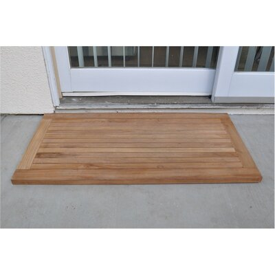 Spa Rectangular Shower Mat