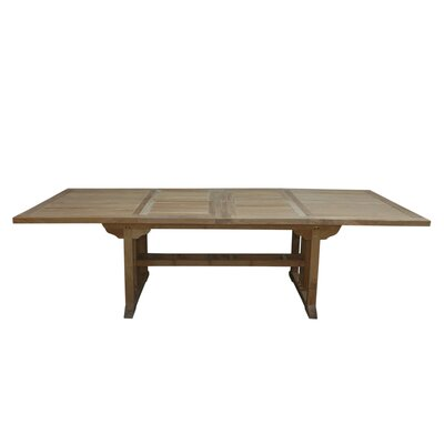 Sahara Dining Table Table Size: 74 - 106 L