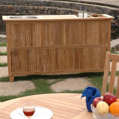 Safari Bar Table