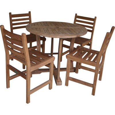 Wyndham 5 Piece Dining Set