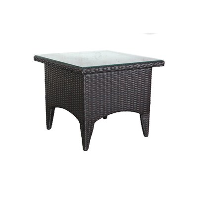 Anderson Teak Bellagio Square Side Table