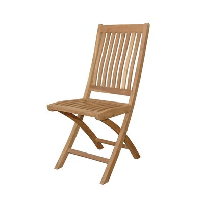 Anderson Teak Tropico Folding Dining Chair (Set of 2) at Sears.com