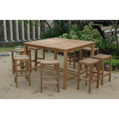 Bar Height Dining Set - Product photo