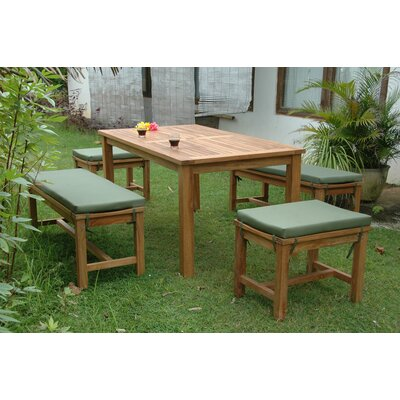 Montage 5 Piece Dining Set