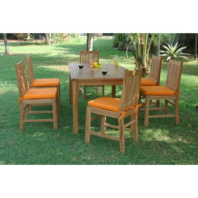 Montage 7 Piece Dining Set