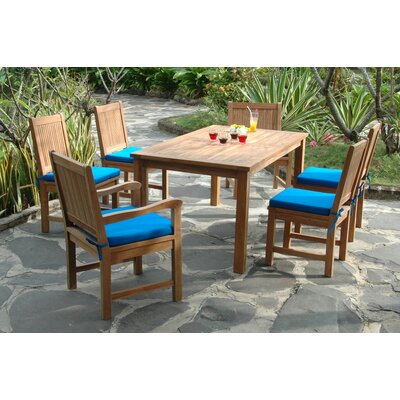 Montage 7 Piece Dining Set III