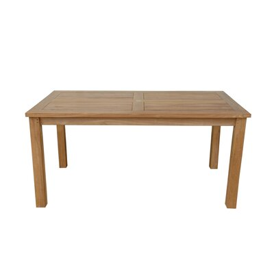 Montage Rectangular Dining Table