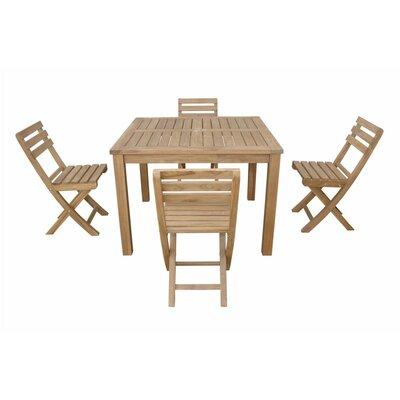 Montage Alabama 5 Piece Dining Set