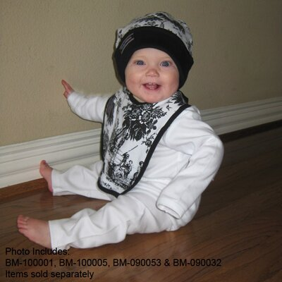 Baby Milano Unisex Baby Clothes Outfit in Black Toile - Size: 12-18 Months at Sears.com