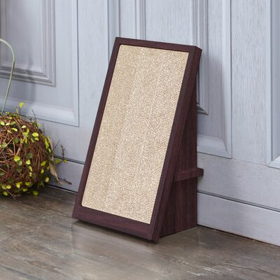 Ivy Incline Scratching Board Color: Espresso