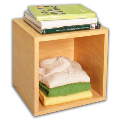 Way Basics Eco Friendly Modular Storage Super Cube - Color: Natural at Sears.com