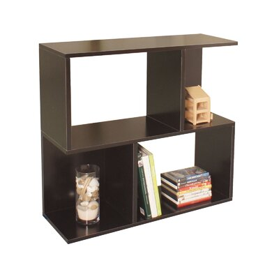 Way Basics Eco Friendly Modular Storage Soho Shelf - Color: Black at Sears.com
