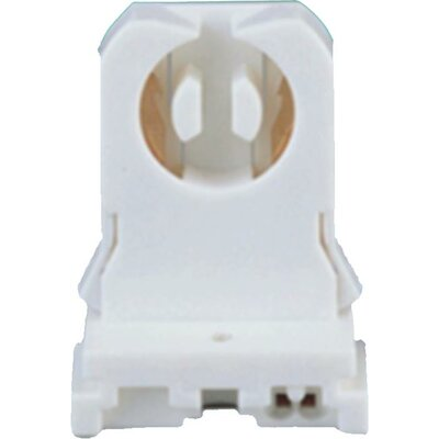 T-8 Fluorescent Low Profile Lamp Holder (Set of 4)