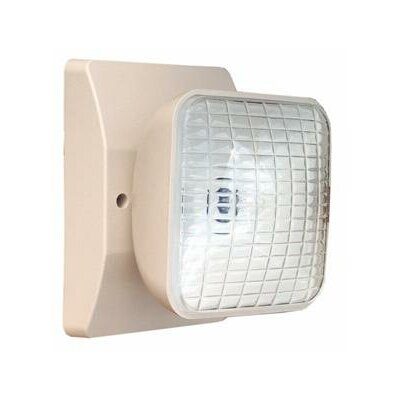 Square Head Remote Emergency Light
