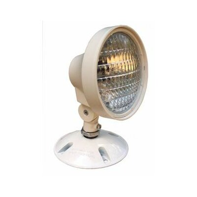 Weatherproof Head Remote Emergency Light