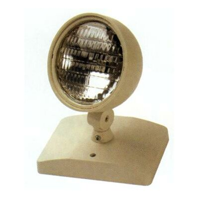 Round Head Remote Emergency Light