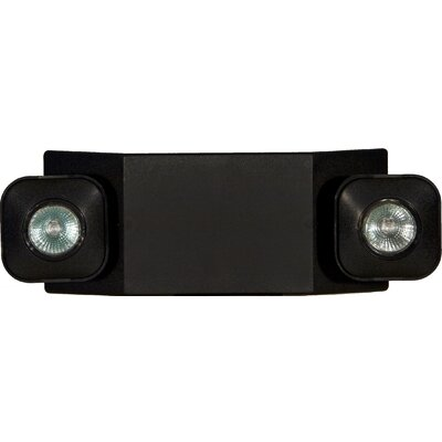 MR-16 Emergency Lighting Unit in Black