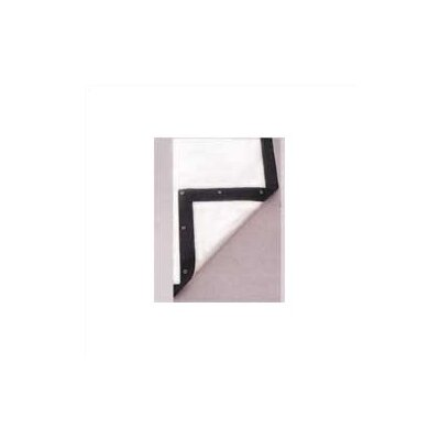 Da-Mat: Fast Fold Standard Truss-Frame Replacement Screen Size: 10 x 18 HDTV