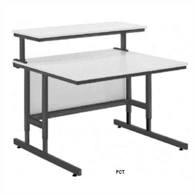 Da-Lite PCT 80-100 HM Computer Table at Sears.com