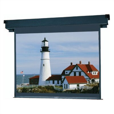 Boardroom Electrol Electric Projection Screen Viewing Area: 57 H x 77 W