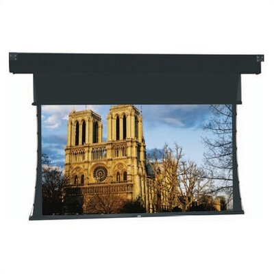 Tensioned Horizon Electro Electric Projection Screen Viewing Area: 60 H x 80 W
