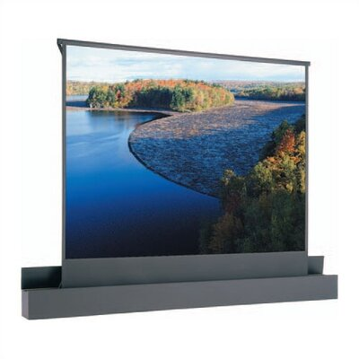 Ascender Electrol Matte White Electric Projection Screen Viewing Area: 106 diagonal