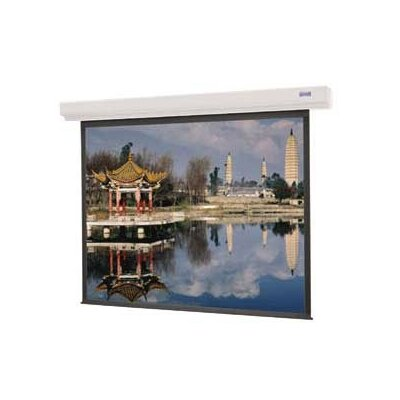 Designer Contour Electrol Electric Projection Screen Viewing Area: 45 H x 80 W