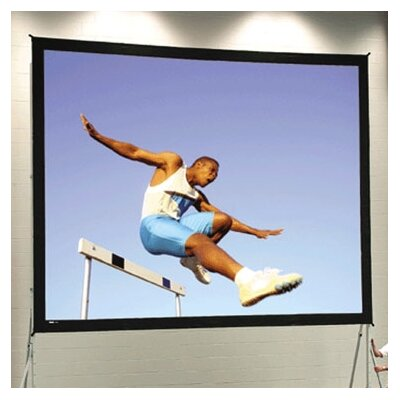 Fast Fold Deluxe 184 Diagonal Portable Projection Screen
