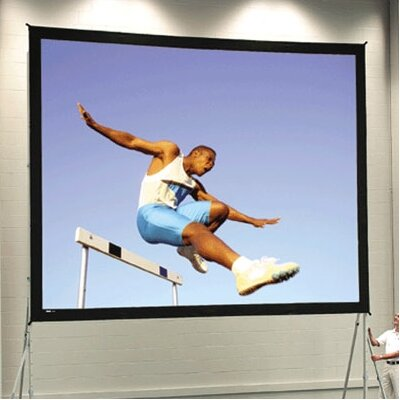 Fast Fold Deluxe 265 Portable Projection Screen