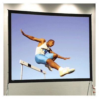 Fast Fold Deluxe  228 Diagonal Portable Projection Screen