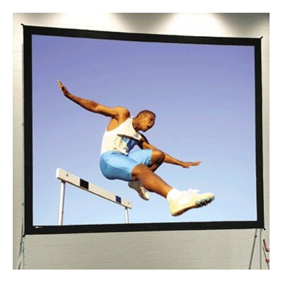 DFast Fold Portable Projection Screen