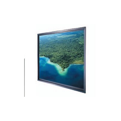 Da-Glas Rigid Rear Fixed Frame Projection Screen Viewing Area: 78 H x 139 W