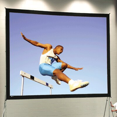 Fast Fold Deluxe 120 H x 216 W Portable Projection Screen