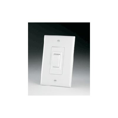 White Replacement Wall Switch - 115V