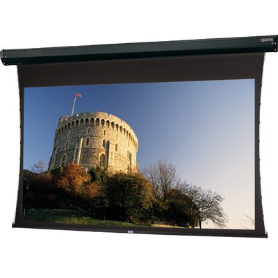 Tensioned Cosmopolitan Electrol Electric Projection Screen Viewing Area: 58 H x 104 W