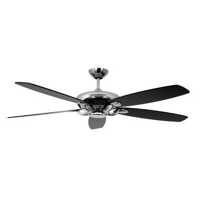 60 Avia 5-Blade Ceiling Fan with Remote