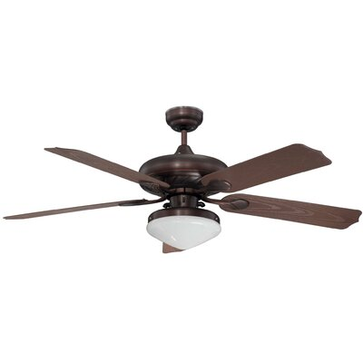 52 Linden 5-Blade Ceiling Fan