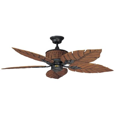 52 Fernleaf Breeze 5-Blade Ceiling Fan