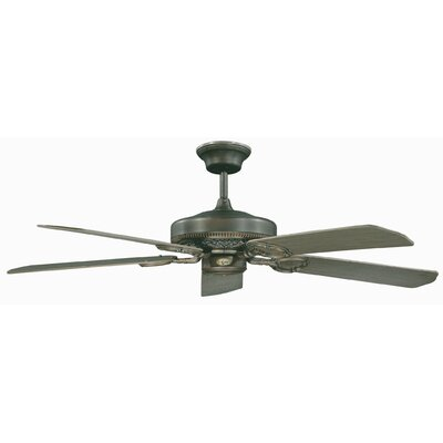 52 French Quarter 5-Blade Ceiling Fan