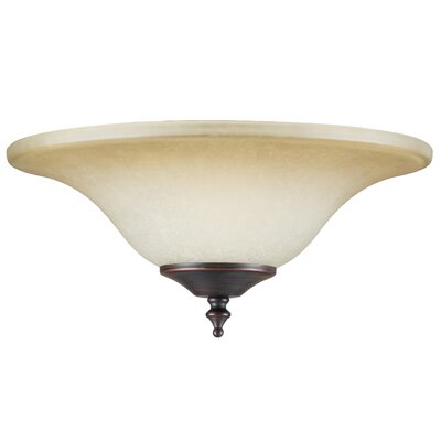 11.5 Glass Ceiling Fan Bowl Shade