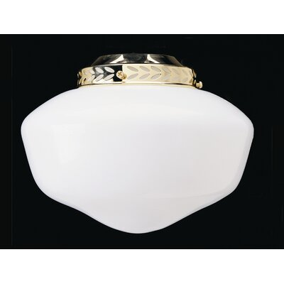 """Concord Fans 4"""" Glass Ceiling Fan Bowl Shade at Sears.com"""