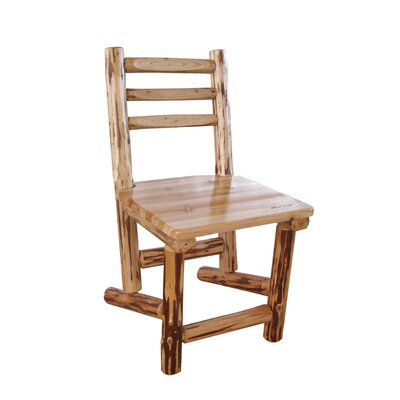 Rush Creek Solid Wood Dining Chair
