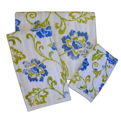 Refresh Print Fingertip Towel