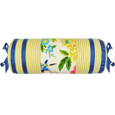 Charmed Neckroll Cotton Bolster Pillow